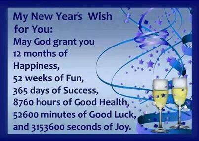 my new years wish for you new years 2014 new years 2014 new years quotes new years eve happy new years nye new years comments religious new years quotes