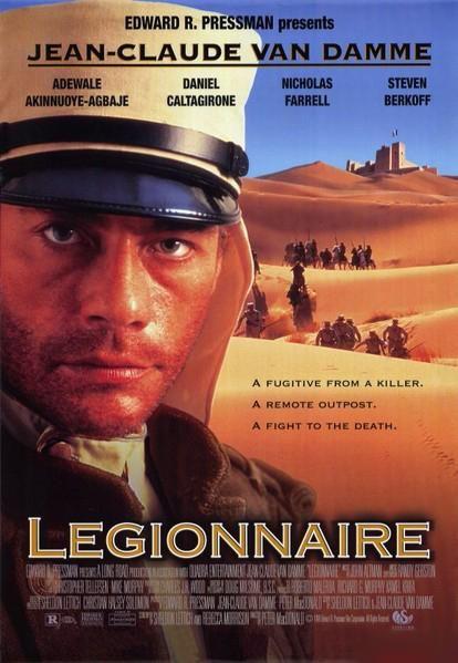 Legionario Cine De Accion Posters Peliculas Póster De Cine