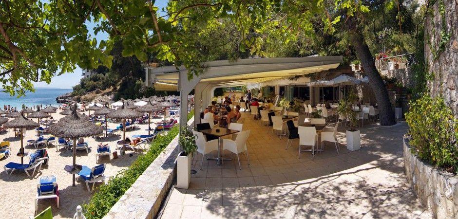 Las Terrazas Beach Club Illetas Mallorca Beach Club