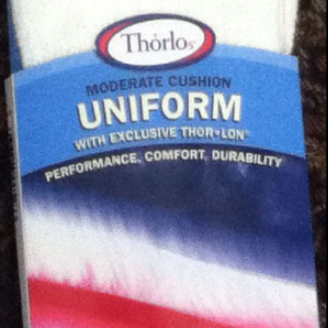 You know you're loved when someone uses their uniform allowance to buy you the world's most comfortable socks.  If everyone wore these, world peace would be a shoe-in. No pun  intended.  ; )