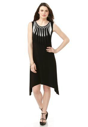 e3d56ed6395 Cato Fashions Ombre Fringe Knit Dress #CatoFashions | ACB | Dresses ...