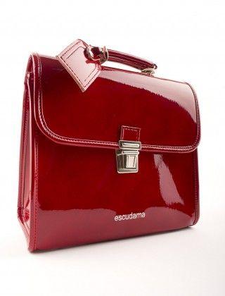ab673b8cc07 Escudama Girls Wardrobe, Me Bag, Patent Leather, Kids Fashion, Wednesday,  Child