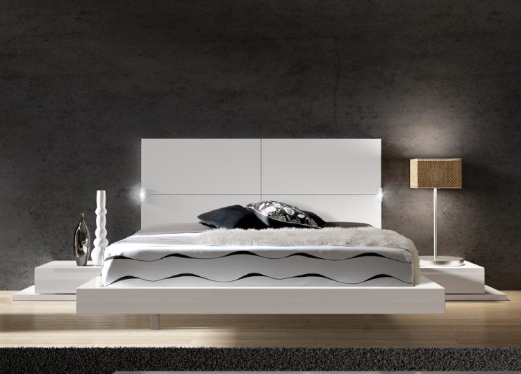 wonderful bedroom furniture italy large. Platform Bed With Leds | Camas Pinterest Beds, Tokyo And Modern Wonderful Bedroom Furniture Italy Large