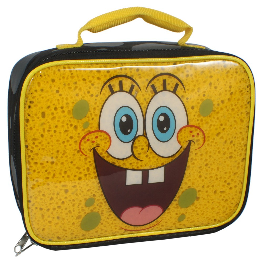 Nickelodeon Lunch Box - Black