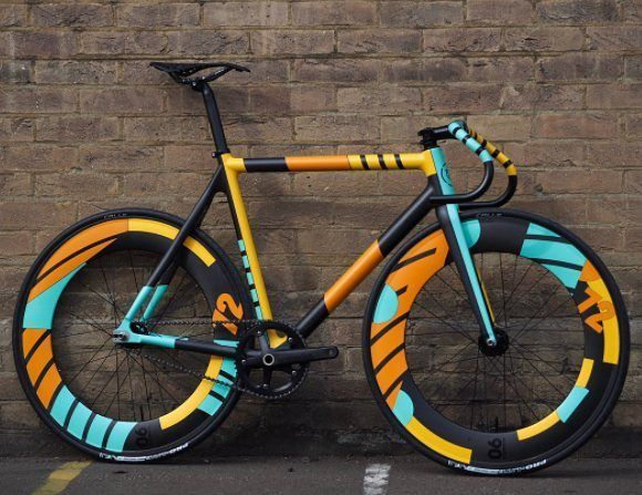 Spray Bike Paint Bike Bicycle Bicycle Painting