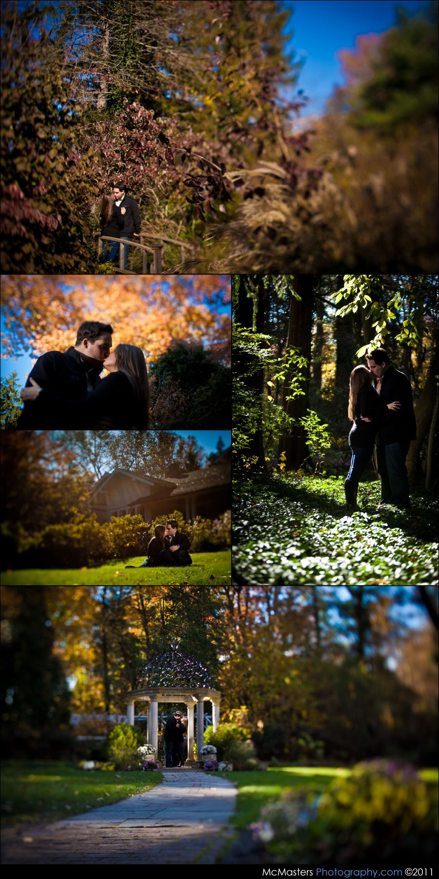 Sayen Gardens, Hamilton, NJ. NJ Garden Weddings Best NJ