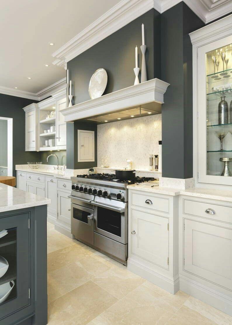 Modern Industrial Kitchen Showroom | Kitchen showrooms, Modern ...