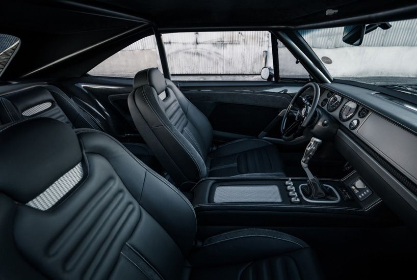 1970 Dodge Charger Tantrum Custom Muscle Car By Speedkore Dodge