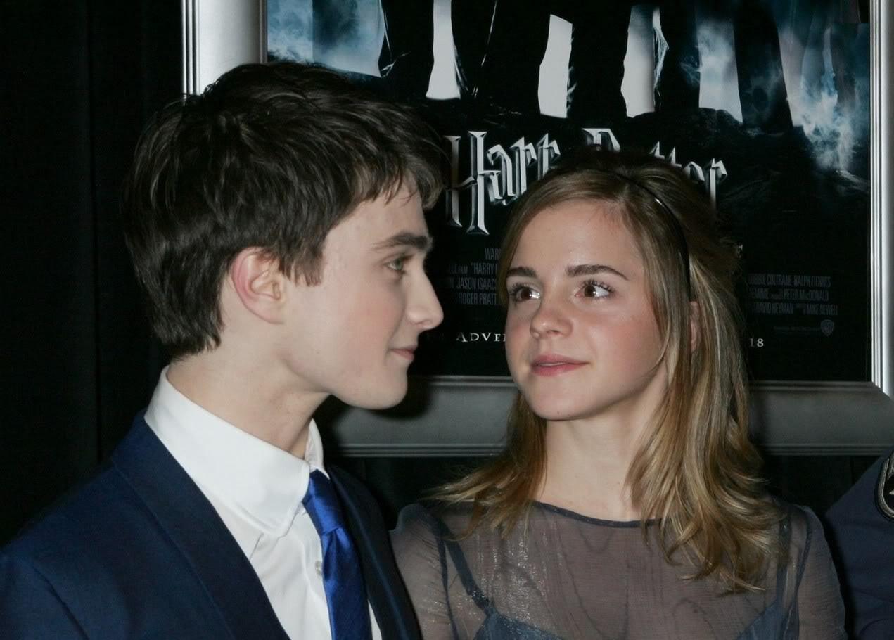 Rupert grint and emma watson dating proof