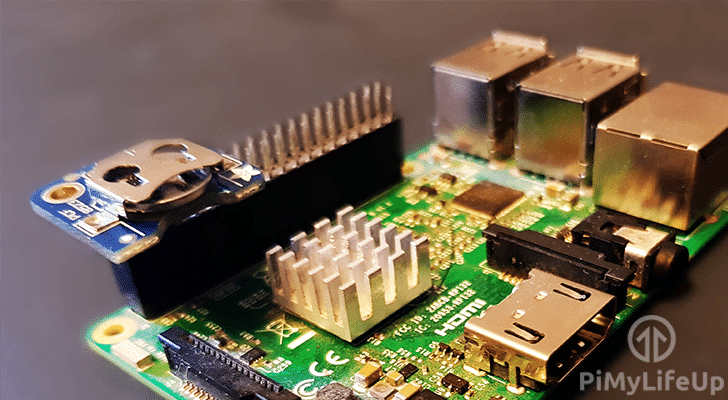 Adding a Real Time Clock to the Raspberry Pi | raspberry pi