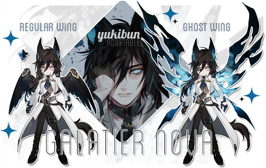 Anime Boy Character Design : Galatier special nova closed by yukibuns outfit design