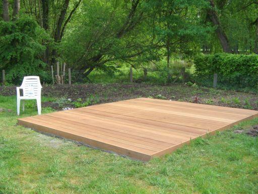 Neue Holzterrasse - Seite 1 - Gartenfreunde - Mein schöner Garten ...