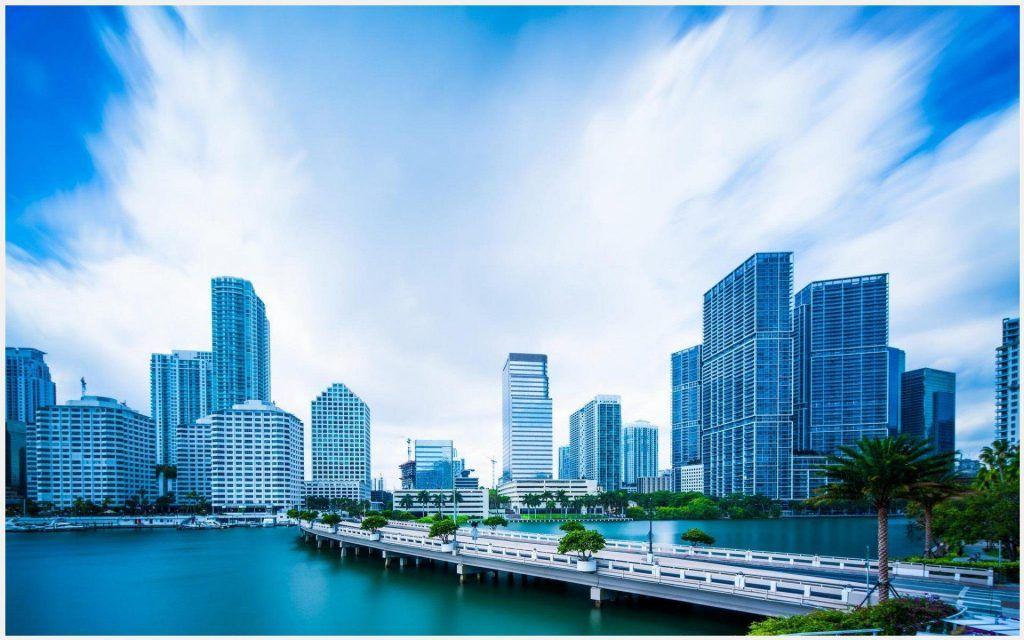 Miami USA City Wallpaper