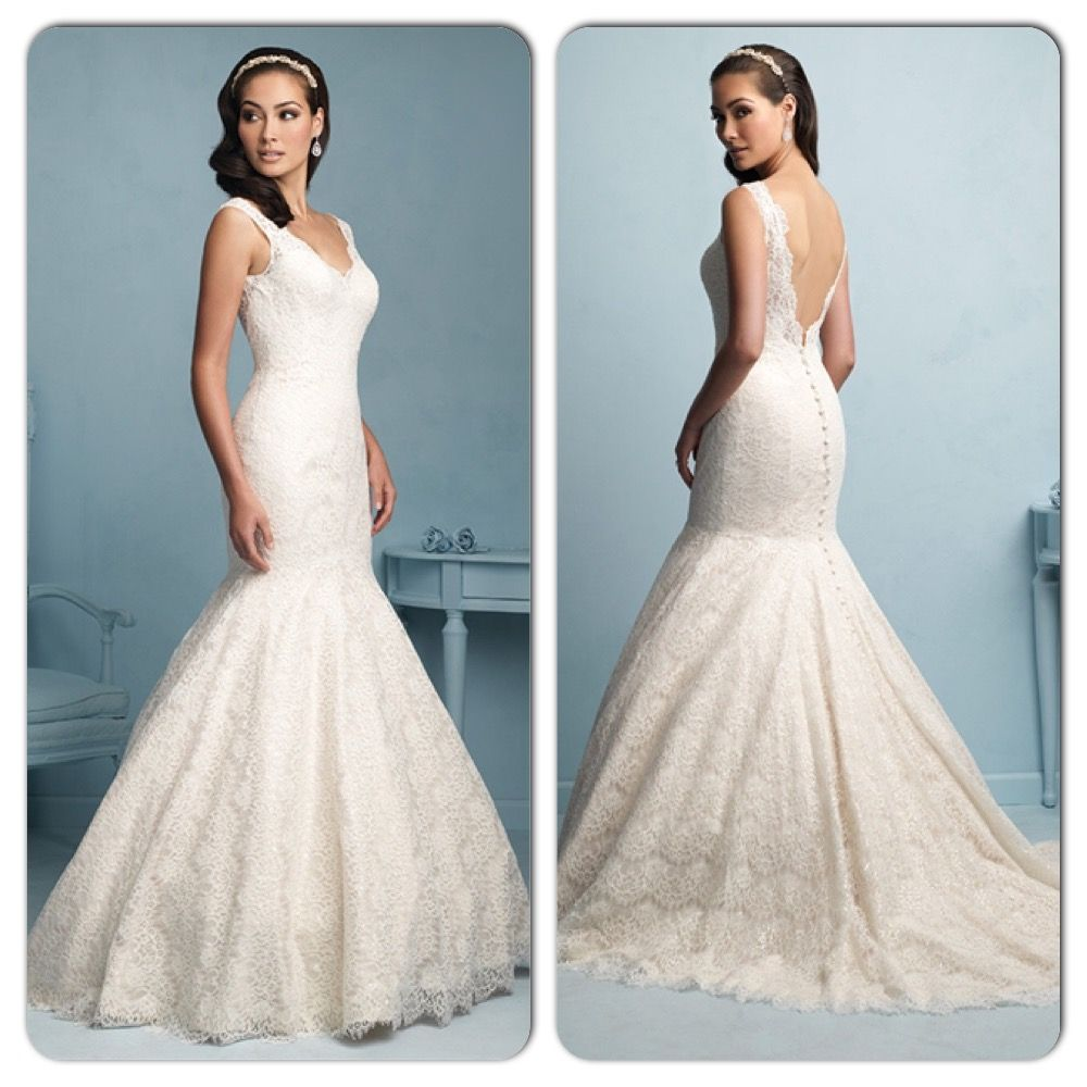 Spring 2015 - Allure 9201 | Allure Bridal Gowns at Fountaine ...