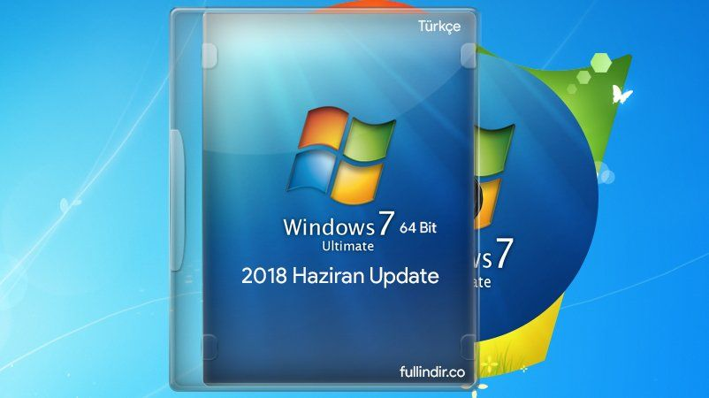 Windows 7 home basic sp1 32-64 bit türkçe 2020 güncel.
