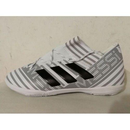 good adidas nemeziz 17.3 ic grey white football boots