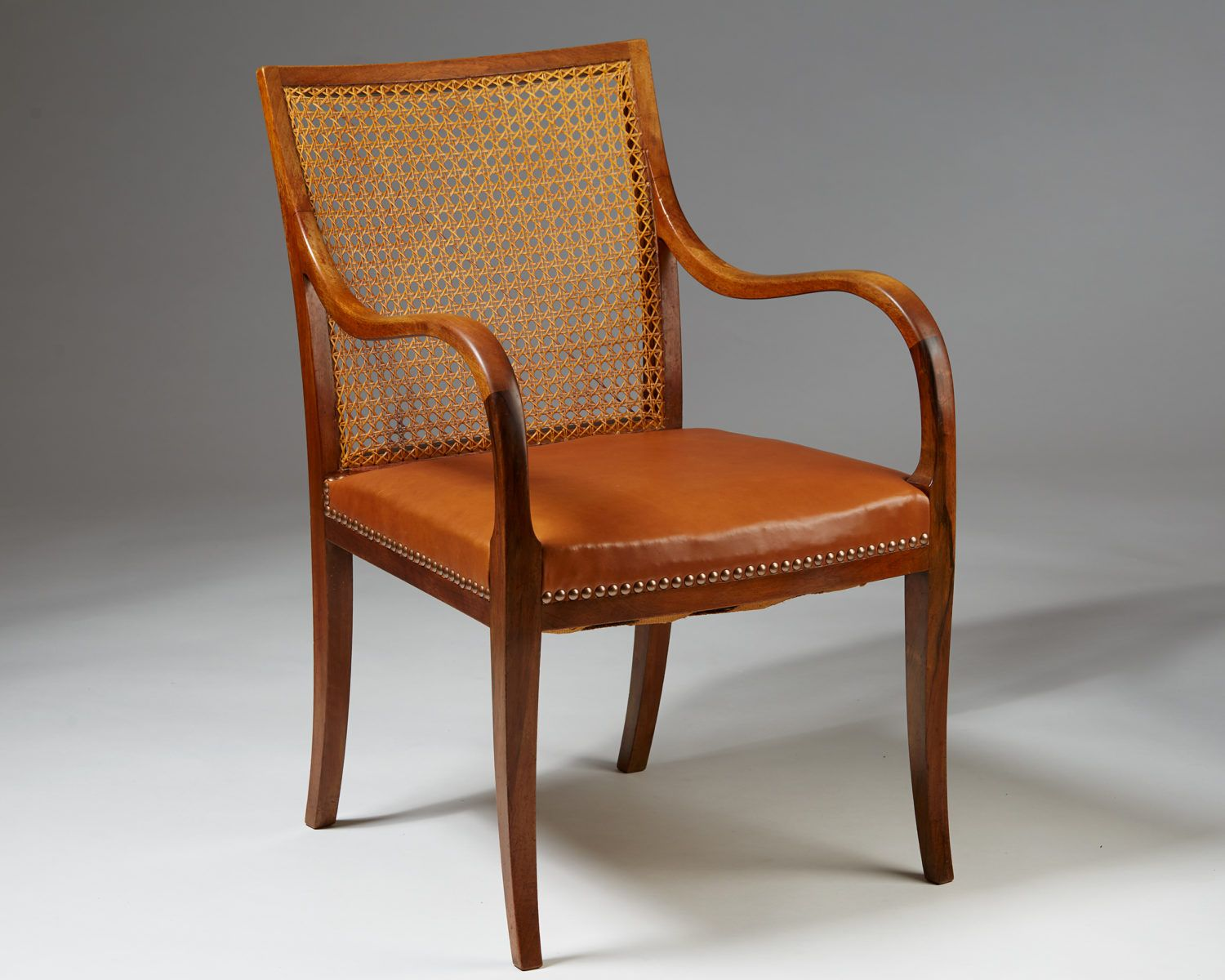 Chair Designed By Frits Henningsen Modernity Chair Design Chair Design