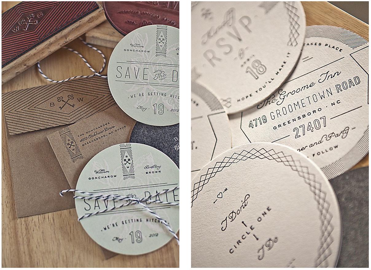Typography Annual 2013 -   Wedding Invite