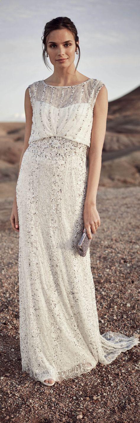 35 Wedding Dresses for Older Brides Informal
