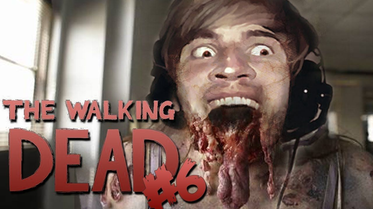 The Walking Dead - FINISH HIM! - The Walking Dead - Episode 1 (A New Day...