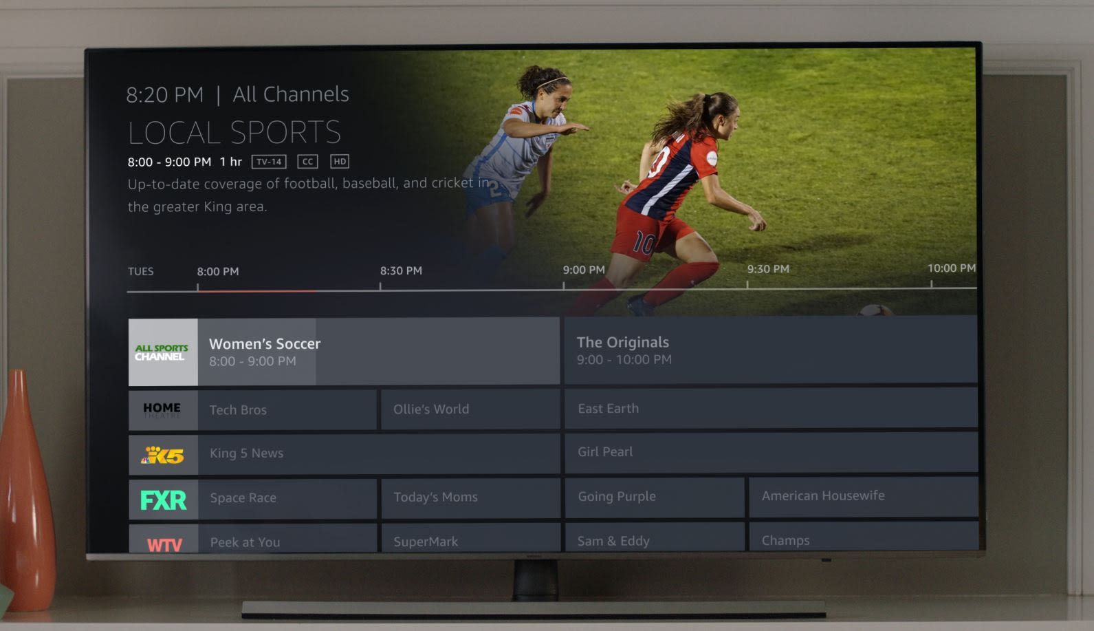 Amazon Has A New Way To Record Hd Tv Shows Even If You Don T Pay For Cable Here S How It Works Fire Tv Amazon Fire Tv Tvs