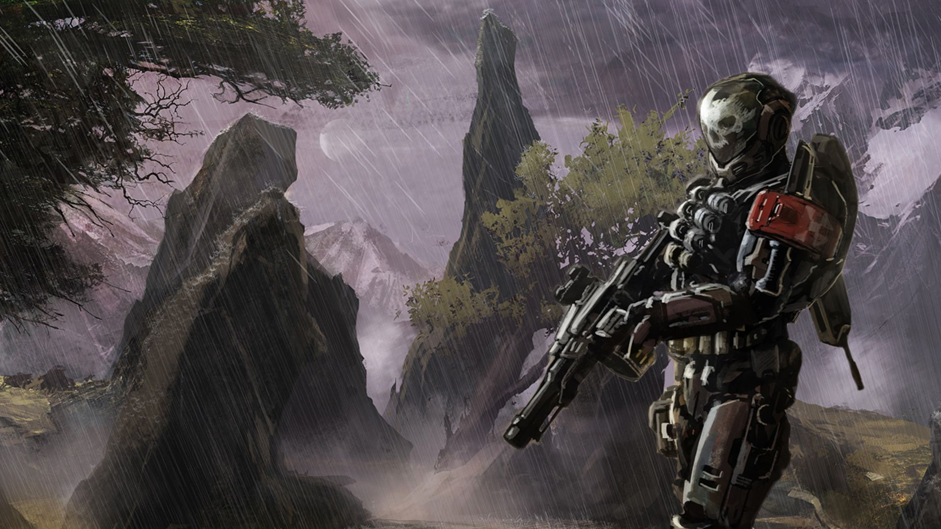 Halo Reach Wallpapers High Definition Halo Reach Halo Reach Wallpapers Halo