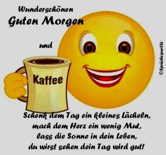 Guten Morgen Whatsapp Smileys Gutenmorgenbilder