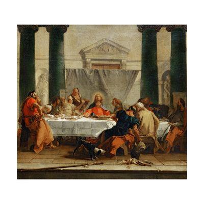 Giambattista tiepolo ravissantes toiles et affiches pour décoration intérieure et idées déco