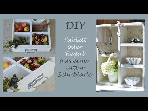diy kisten aus altem und neuem holz country schwedischer landhausstil shabby chic youtube. Black Bedroom Furniture Sets. Home Design Ideas