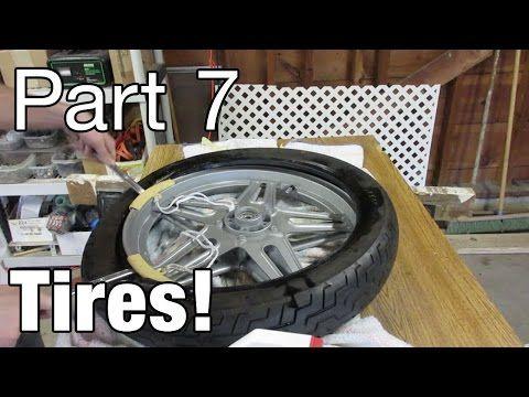 Mount And Balance Tires >> 12 Mount And Balance Wheels And Tires Moto Fugazi Build