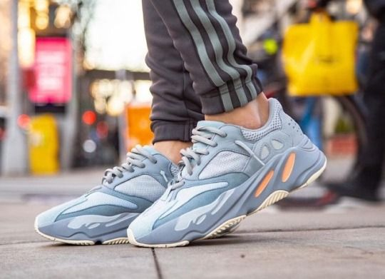 "aef7bfd9f91d4 Yeezy Boost 700 ""Inertia"" First Look+Where to Buy-KicksVogue ..."
