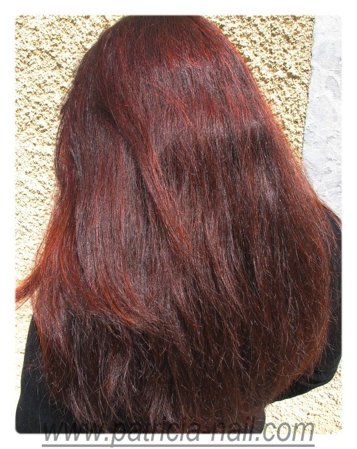 coloration khadi henn cheveux pinterest - Coloration Khadi