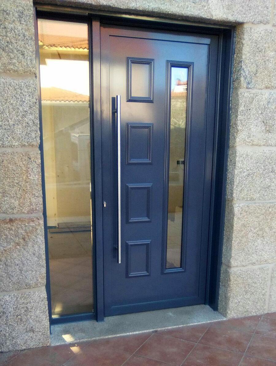 Tempo Lira Aluminio Lacado Indupanel Paneles Puertas Aluminio  # Muebles Lira Gold