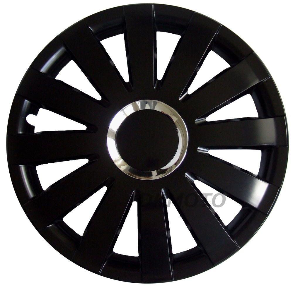 16 Wheel Trims Hub Cups Fits Vauxhall Astra Zafira Vectra Vivaro