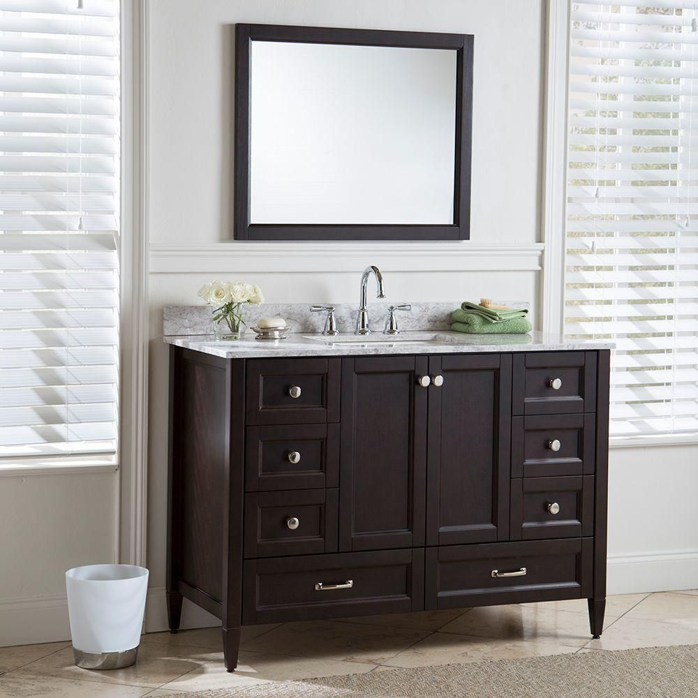 Home Decorators Collection Claxby 49 in. W x 22 in. D