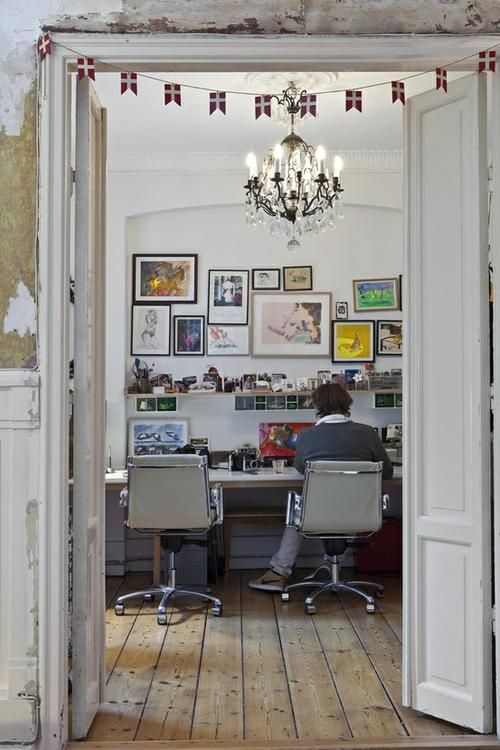 1000 images about attic office on pinterest attic office home office design and attic office space artist office