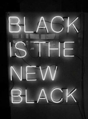 Black Black And White Dark Grunge Hipster Indie Quote Tumblr Black And White Aesthetic New Black Black Aesthetic