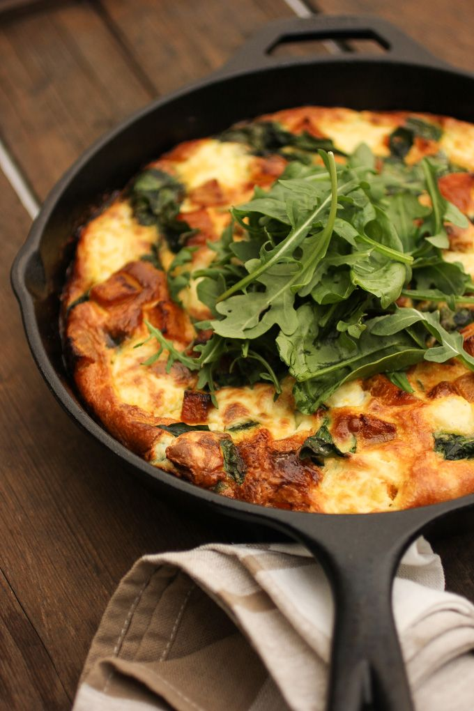Frittata With Pumpkin Spinach Ricotta Cheese Recipes Healthy Recipes Spinach Ricotta