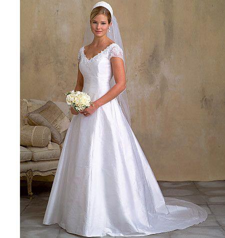 how to sew a married dress - Recherche Google | Vêtements et ...