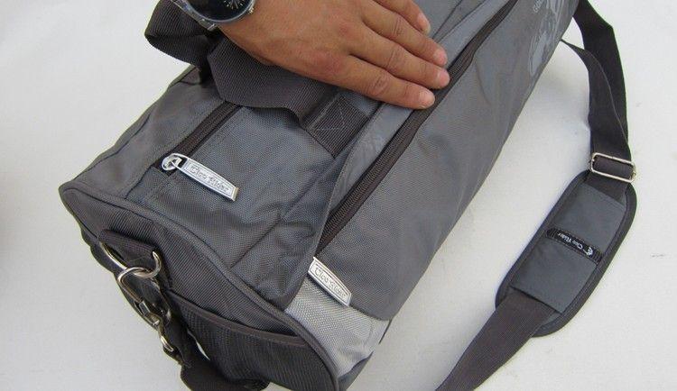 Dickko viaje bolsa cilindro gimnasio del bolso un hombro cruzada cuerpo redondo duffel bag en Bolsa Viaje de Bolsos y Maletas en AliExpress.com   Alibaba Group