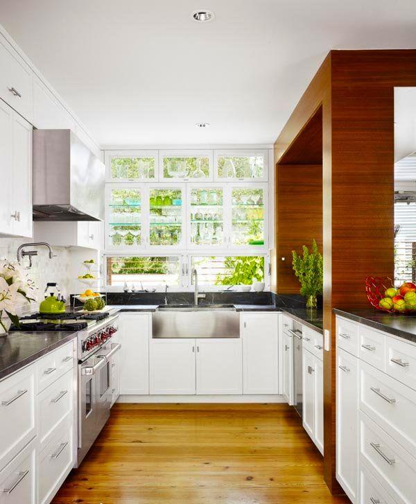 20 idées pour aménager et décorer une petite cuisine | 요리 및 장식