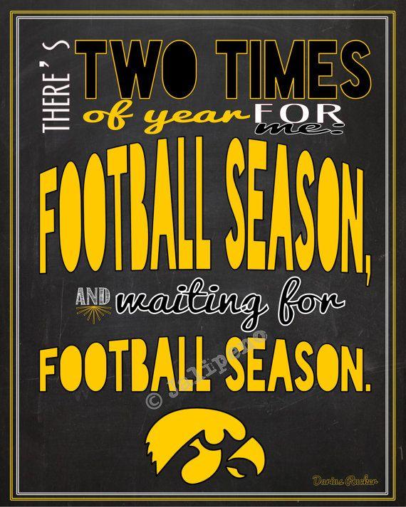 University of Iowa Hawkeyes Football Season Darius Rucker Quote ...