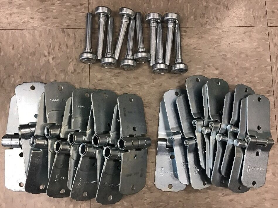 Ebay Sponsored 30 Piece Todco Style Box Truck Trailer Door Hinge And 1 Roller Kit Whiting Truck And Trailer Fashion Box Trucks