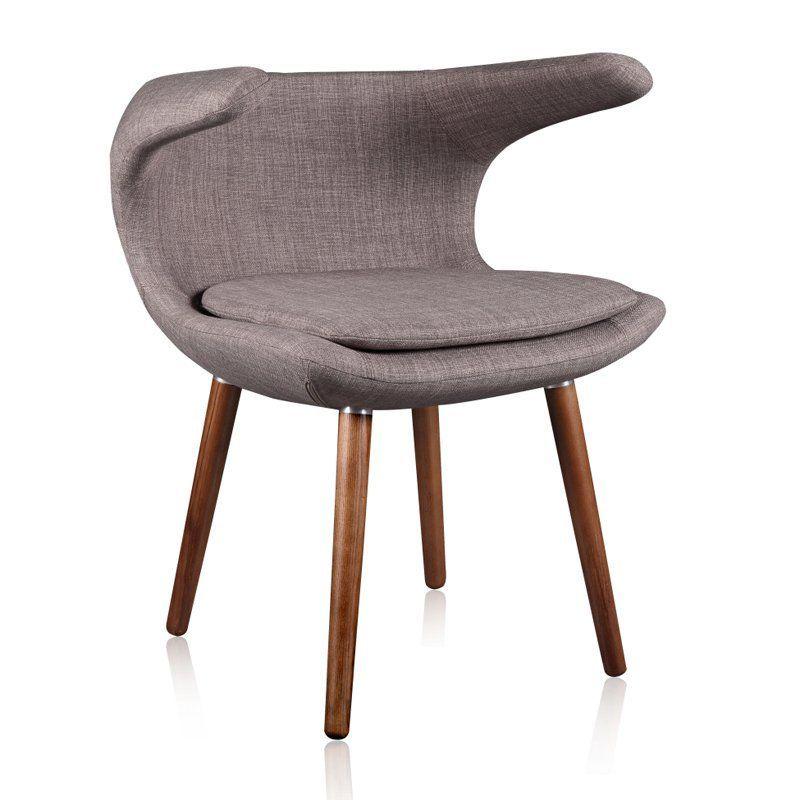 Grey Accent Chair Under 200: Ceets Arc Leisure Chair Grey - 9B103278-200
