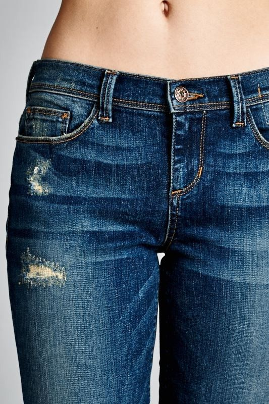 8fea5ee0124e08 Distressed Accent StitchingThe With Our Are Gabriel Lightly Jeans mnwN80v