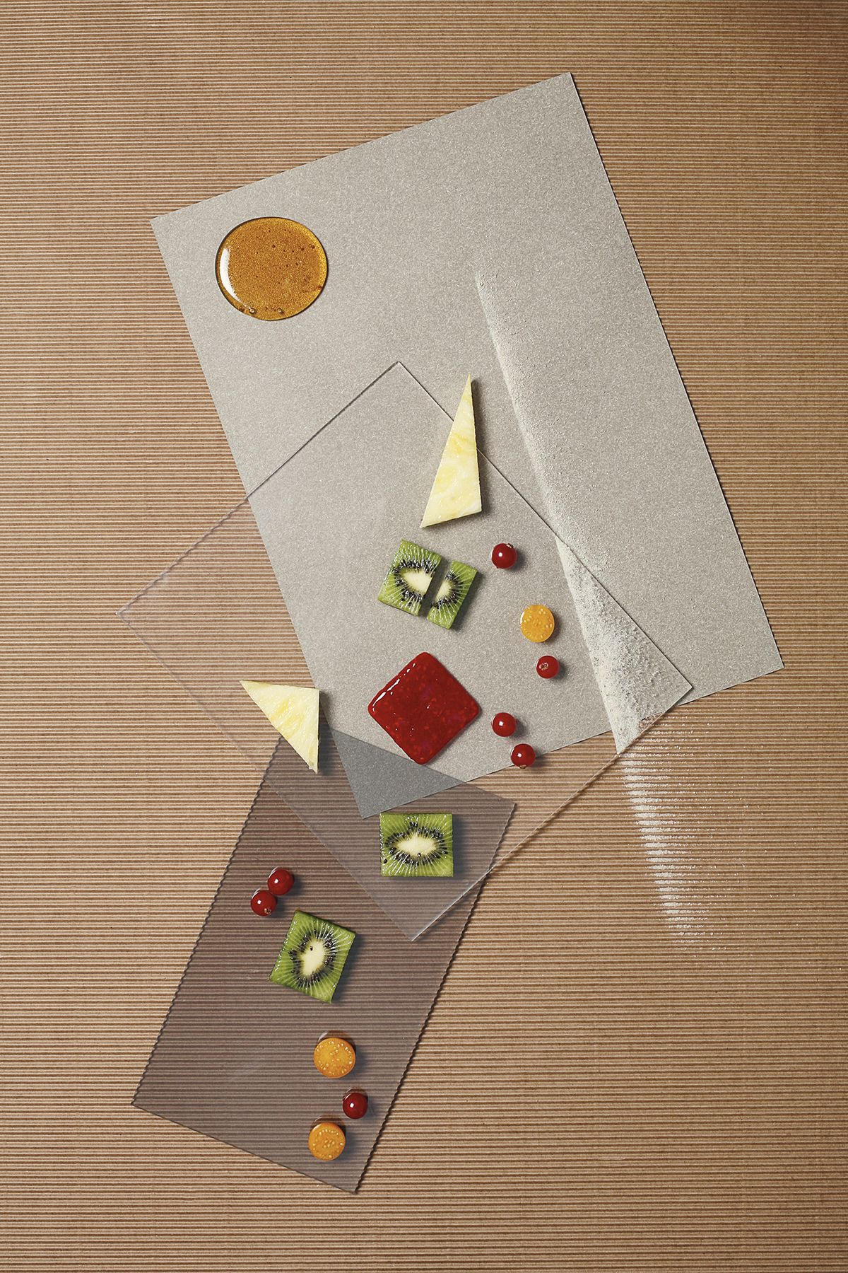 """Nicola """"Nicky"""" Walsh and food stylist Max Faber Eat This, Walter Gropius: Bauhaus Food Photography"""
