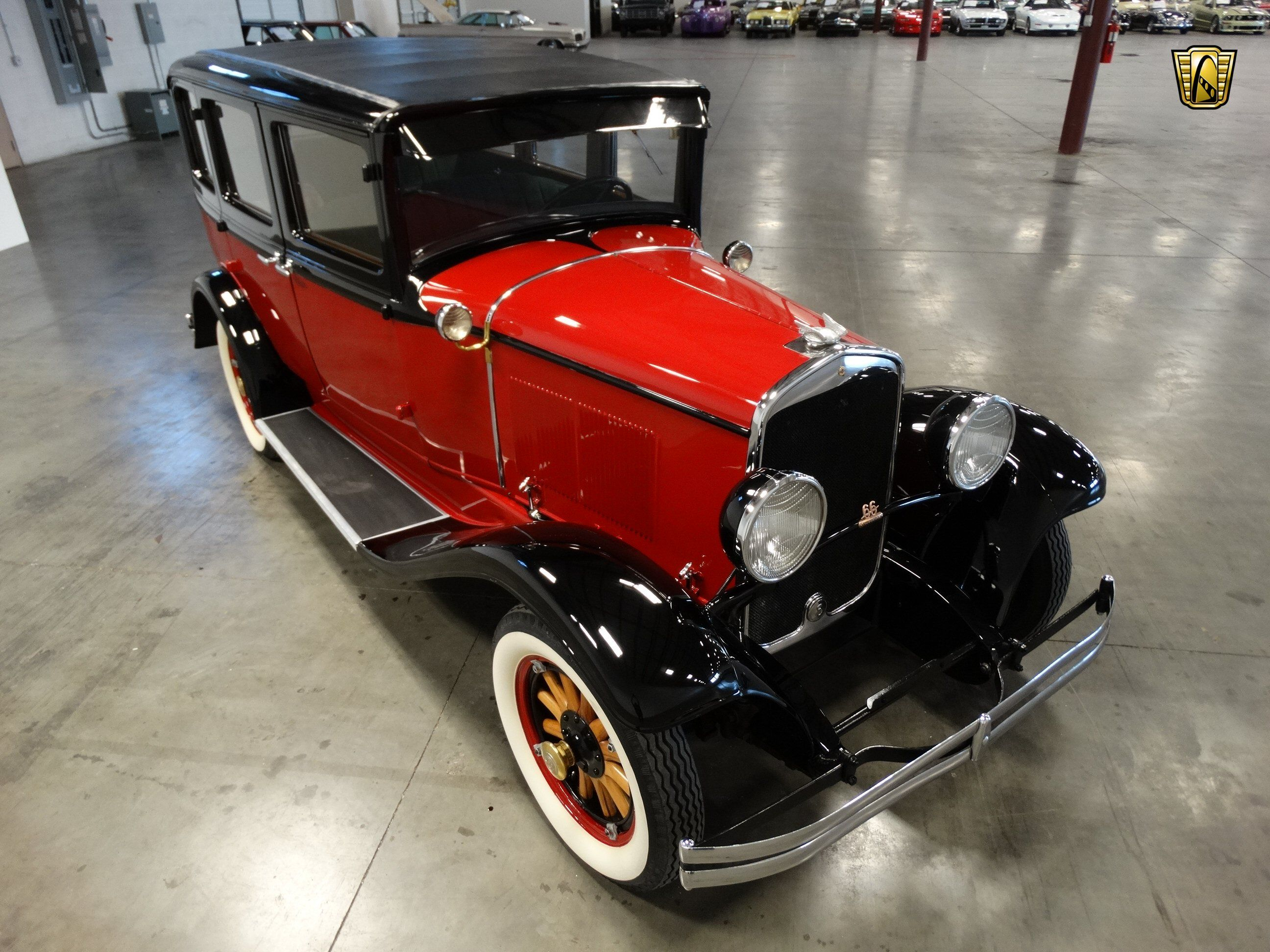 1929 Chrysler Series 66 For Sale | Nashville Gateway Classic Cars ...