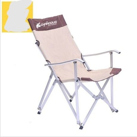 Beach Chairs Outdoor Furniture Portable Camping Chair Lightweight Folding Fishing Oxford Aluminum 42 49 92cm Review