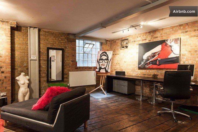 Shoreditch Warehouse Conversion in London