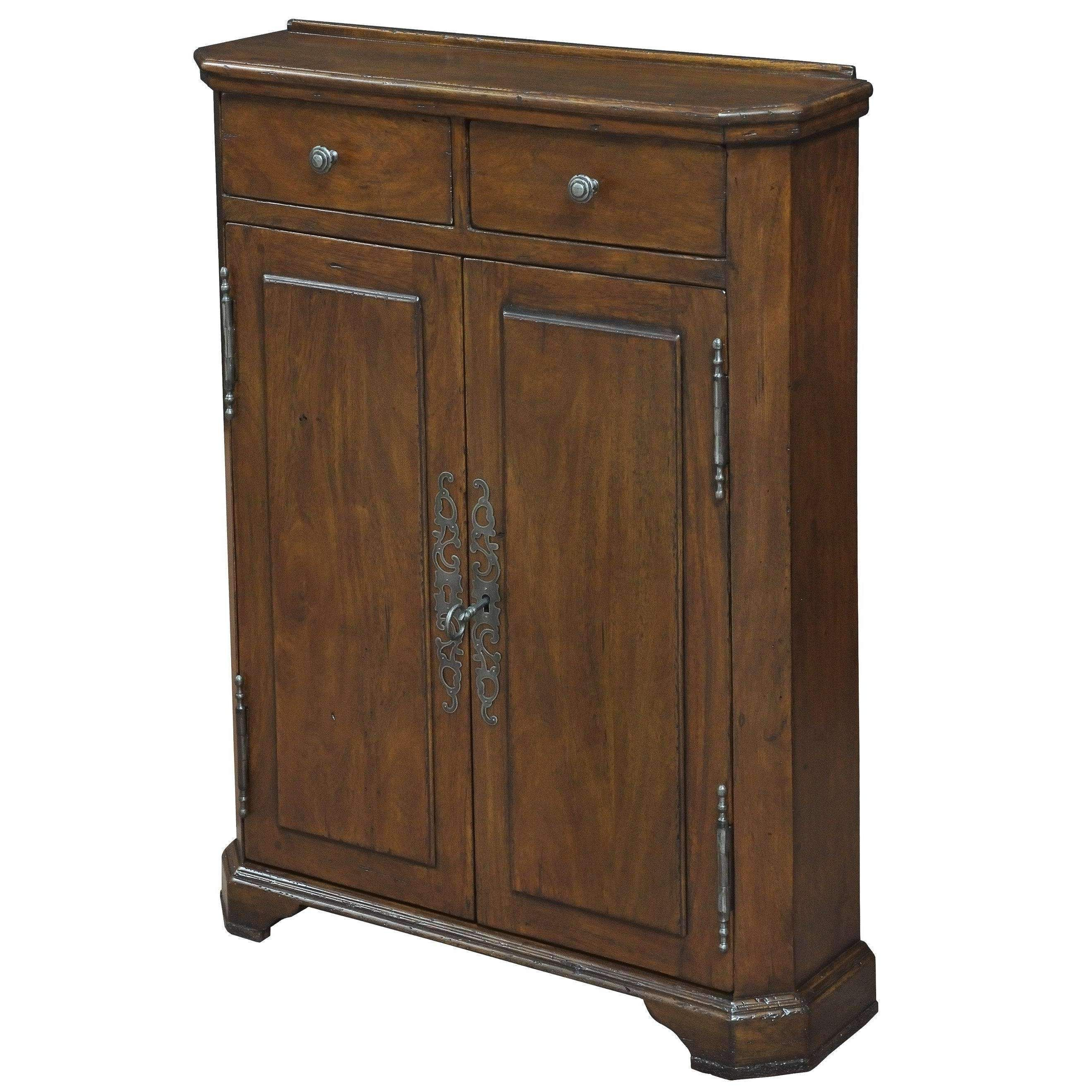 Accent Chests, Cabinets, Narrow